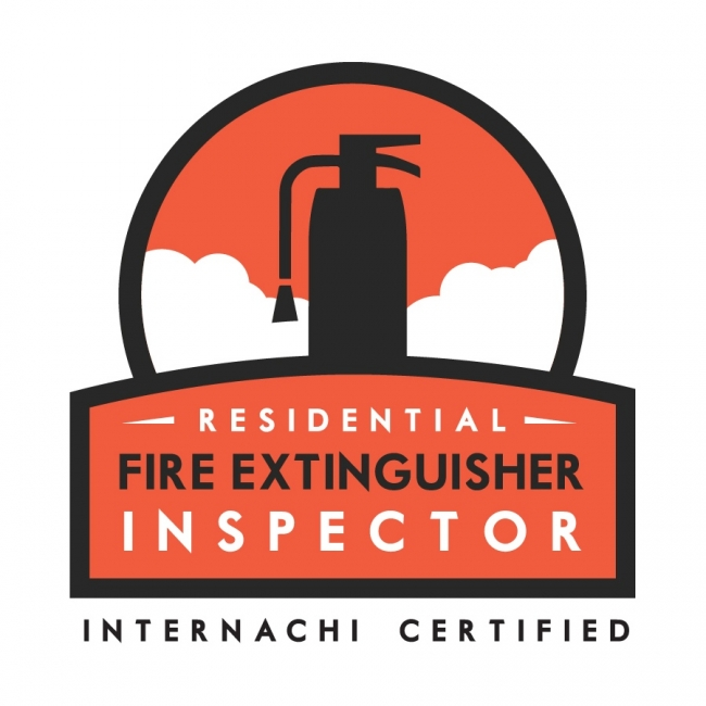 InterNACH Fire Extinguisher Inspector logo